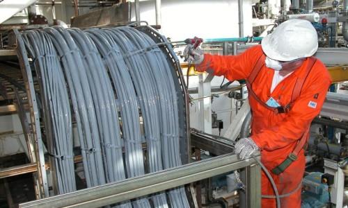 Огнезащитная обработка кабельной продукции